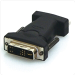 DVI 17M (Analogue) to VGA HD15F Adaptor