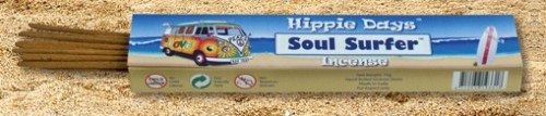 Incense - Soul Surfer - Hippie Days, 12 Sticks, 15g