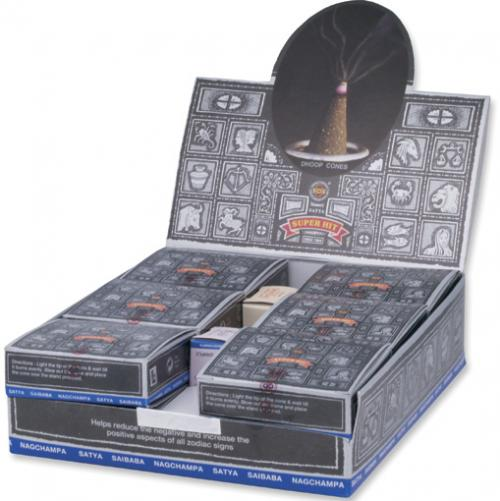 Incense Cones - Superhit Cones 12 Cones