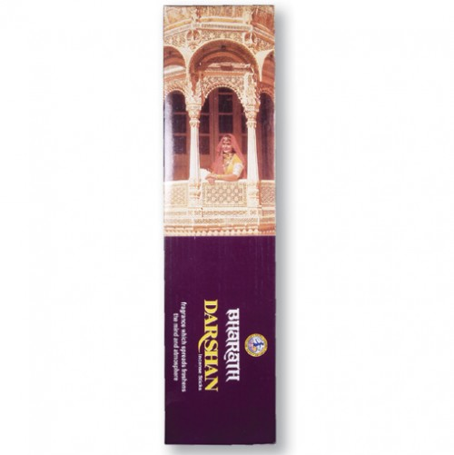 Incense - Darshan - 10 x 40cm Sticks, Barath